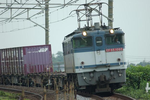EF65-1092(東北本線)