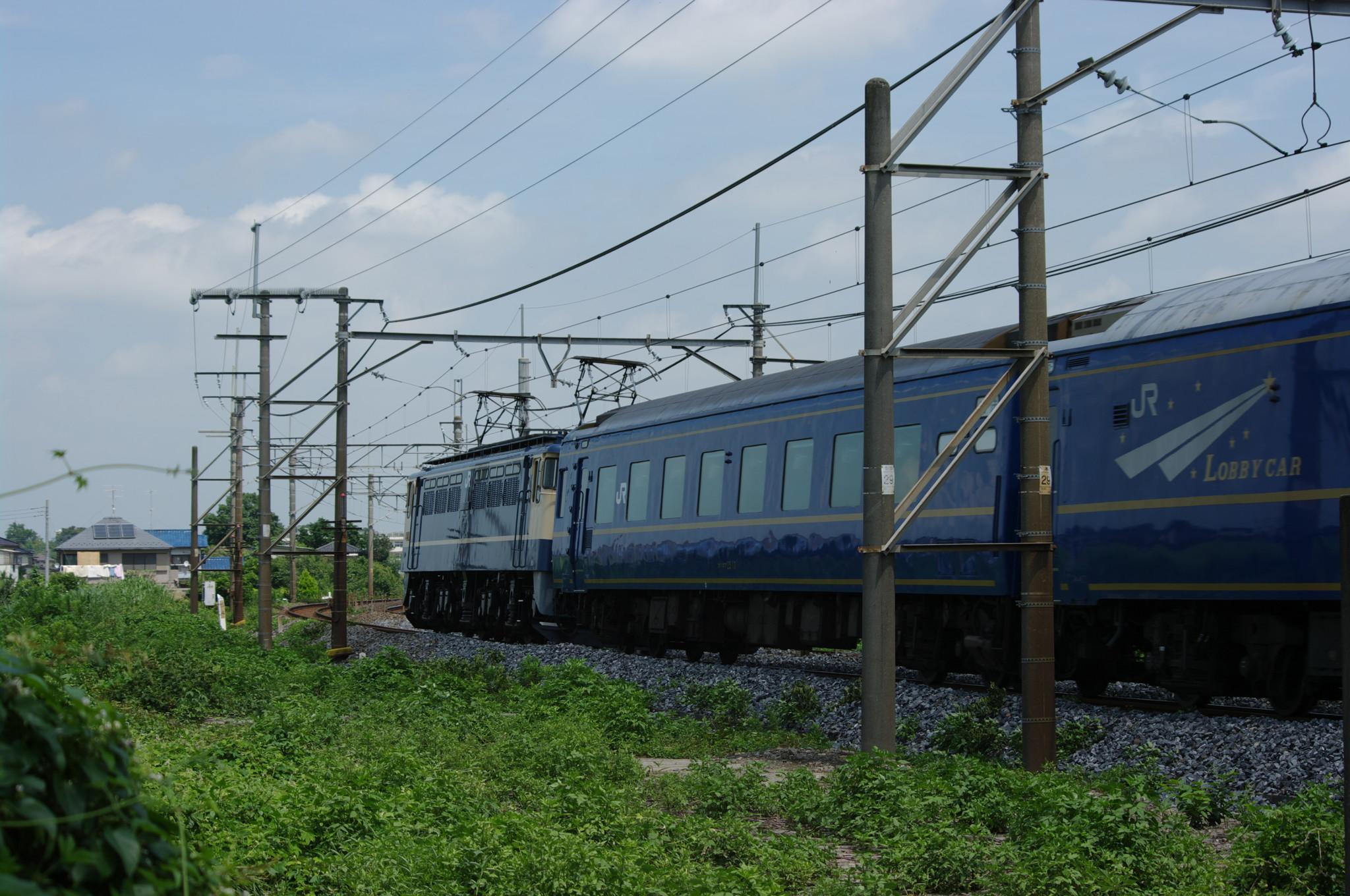 EF65-1105(東北本線)