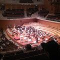 写真: 東京交響楽団第55回新潟定期演奏会セッティング