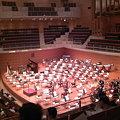写真: 新交響楽団新潟演奏会セッティング