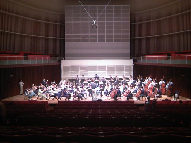 Photos: 長岡交響楽団第50回定期リハーサル風景