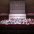 写真: 長岡交響楽団第50回定期リハーサル風景
