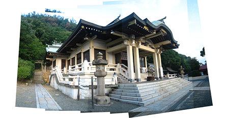 沼名前神社/本殿