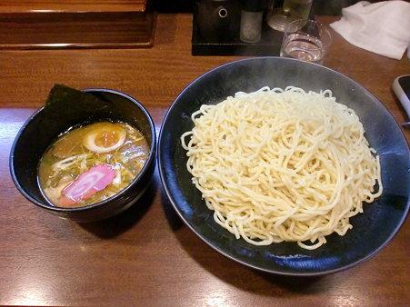 札幌ラーメン零(ZERO) 味噌つけ麺