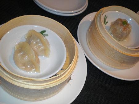 天津(水餃子、シューマイ)