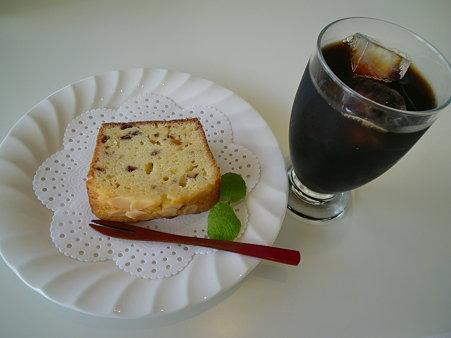 ヨーグルトパウンドケーキセット