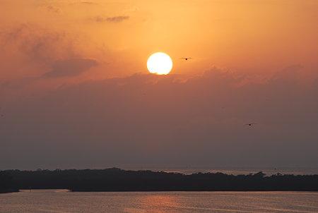 4-11-09 Sunset