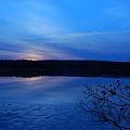 Blue Sunset 12-11-10
