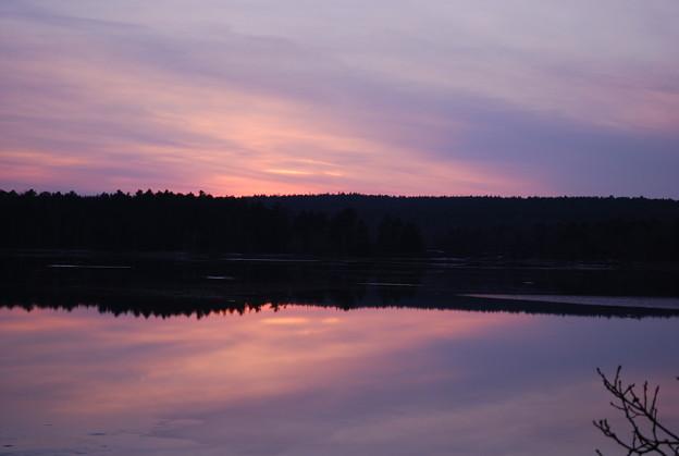 Photos: Purple Sunset 12-11-10
