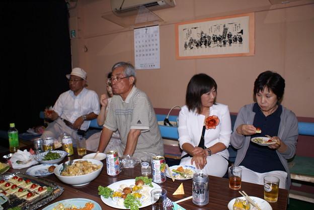 Photos: 10_第2部 歓談_01