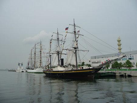 090704-帆船グロリア (3)