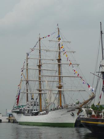 090704-帆船グロリア (4)