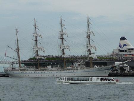 090720-大桟橋 総帆展帆 (21)