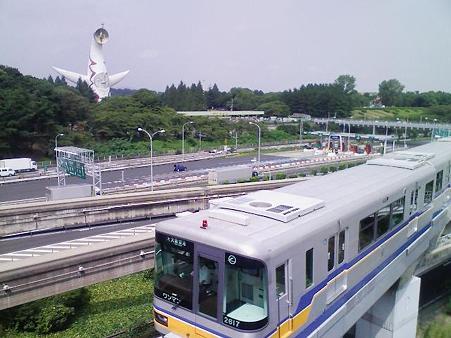 090829-万博公園駅 (1)