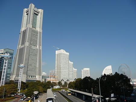 110126-桜木町→汽車道 (1)