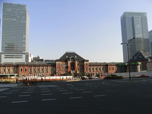2007年の東京駅13035