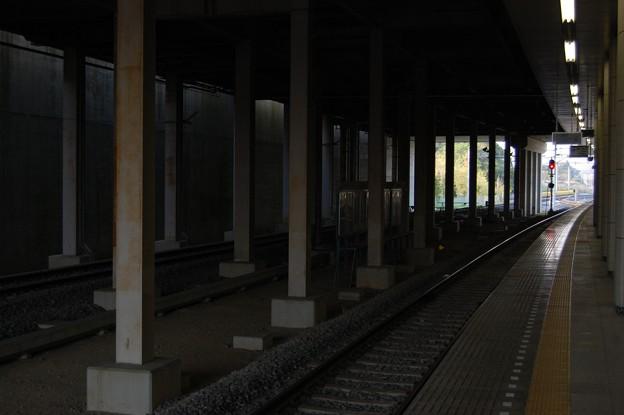 京成電鉄 ちはら台駅ホーム