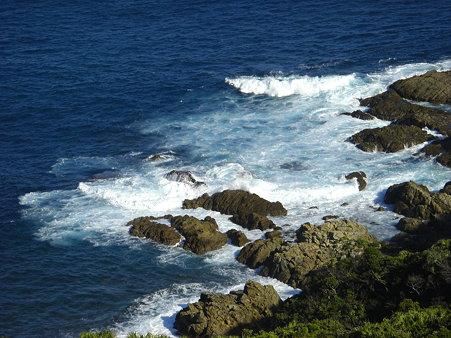 太平洋側は波が
