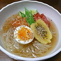 写真: 盛岡冷麺1