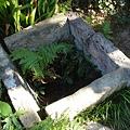 本居宣長旧宅にあった井戸の跡