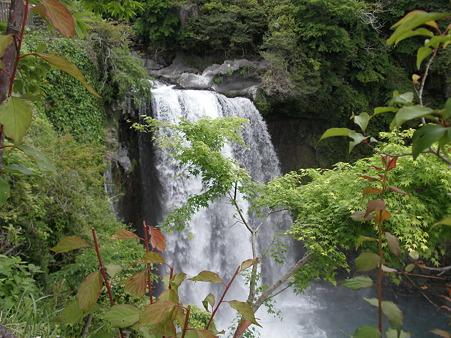 音止めの滝 (1)