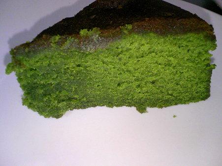 茶の環 贅沢抹茶満月(抹茶バターケーキ)(6)