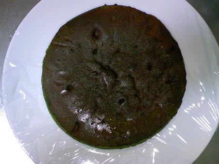 茶の環 贅沢抹茶満月(抹茶バターケーキ)(4)