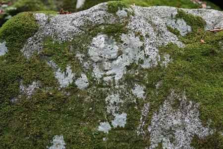 2009.08.12 遠野 自然石へ五百羅漢-3