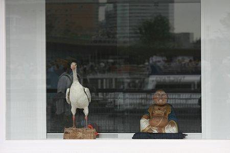 2009.07.20 みなとみらい 日本丸・海王丸帆作業開始-2