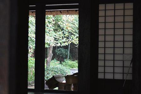 2009.09.27 長屋門公園 柿