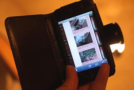 2011.01.25 トルコ カッパドキア iPod touch