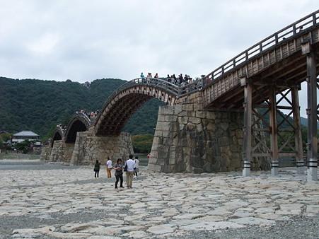 2009年9月22日 錦帯橋4