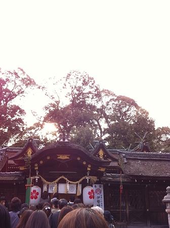 2011年4月10日 平野神社その13