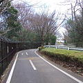 写真: 狭山湖自転車道