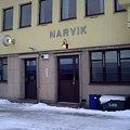 欧州最北端鉄道58 ナルヴィーク駅(ノルウェー)