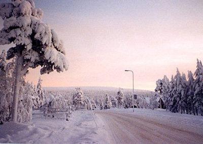 【オーロラを見たい!北極圏の小さな町サーリセルカへ】(9 ...