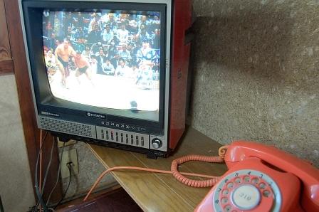 客室テレビ&電話