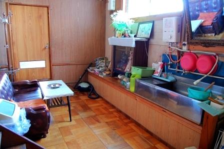 2階洗面スペース