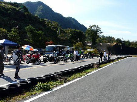 2009-10-11(日) サントポス走行会 005