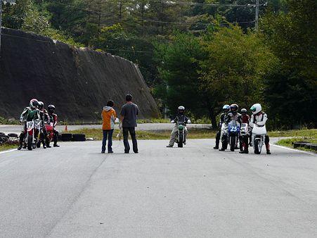 2009-10-11(日) サントポス走行会 170