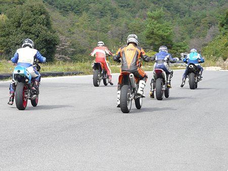 2009-10-11(日) サントポス走行会 206