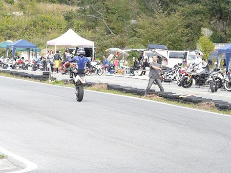 2009-10-11(日) サントポス走行会 225