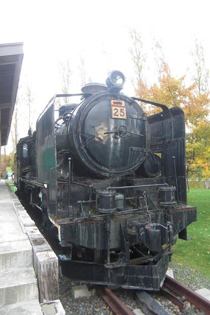9600 Class / #49694, sold to Yubari Railway, Hokkaido. (static)
