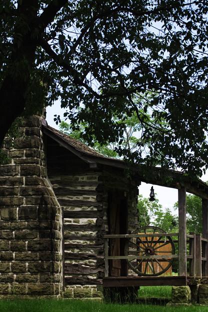高原の別荘