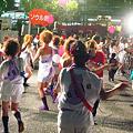 やっさ踊り2009、汗にまみれて広島TV