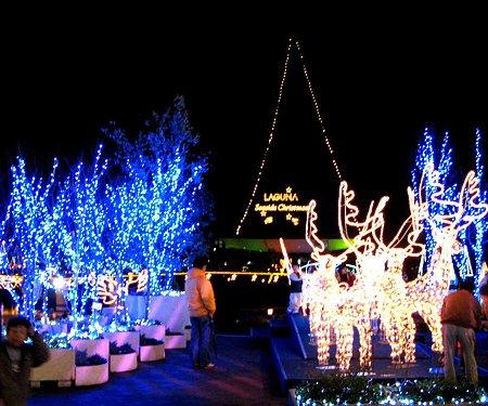 ラグーナシーサイド クリスマス 2006/12/21-laguna gamagouri-181222-1