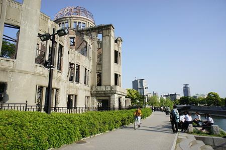 原爆ドーム3