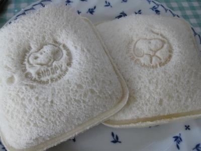 サンドでパンだはスヌ印♪