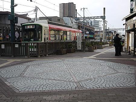 三ノ輪橋停留場