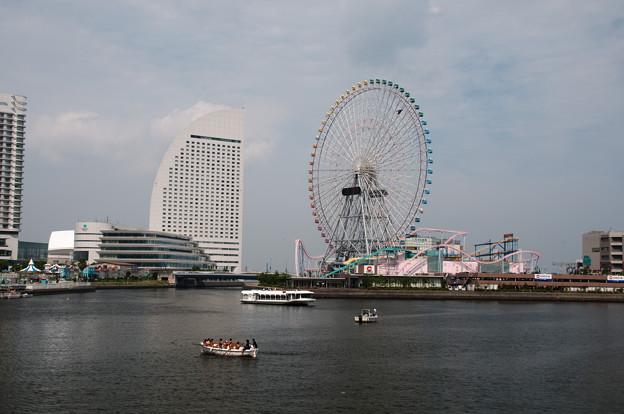 横浜ベイエリアの休日